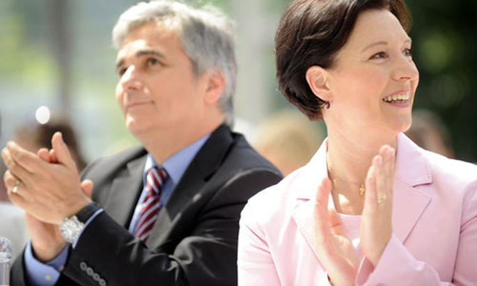 Heinisch-Hosek als SPÖ-Frauen-Chefin bestätigt