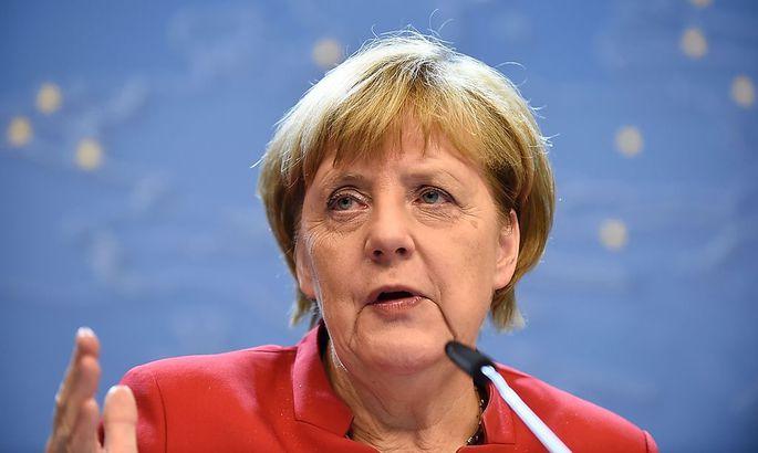 Deutschlands Kanzlerin Angela Merkel (CDU)
