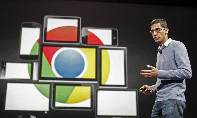 Google Chrome fuer iPhone