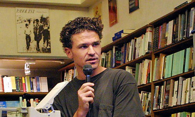 US-Schriftsteller Eggerssagte seinen Auftritt bei der Grass-Stiftung ab