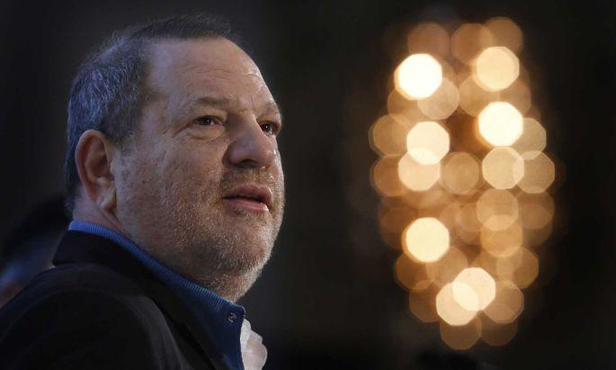 Harvey Weinstein soll ehemalige Ex-Mossad-Agenten auf potentielle Opfer angesetzt haben.