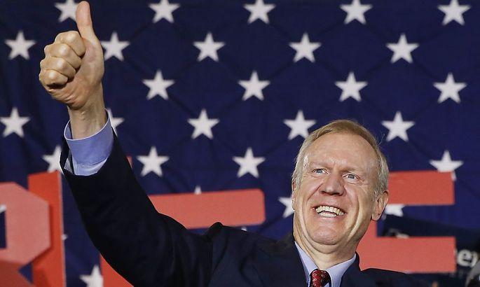 Bruce Rauner, neuer Gouverneur in Illinois.