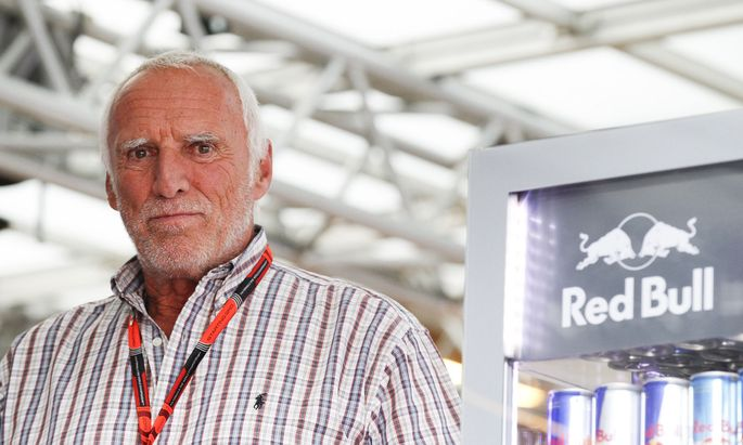 Red Bull-Chef Dietrich Mateschitz