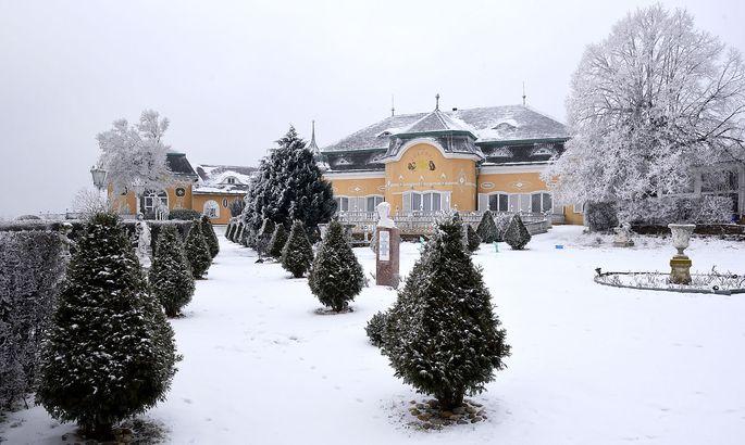 Schloss Cobenzl (Archivbild Jänner 2017)