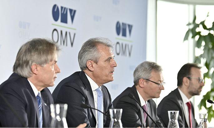 """Vorstand: """"Borealis wird Teil der OMV"""""""