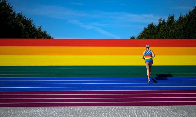 """Der Juni ist """"Pride Month""""."""