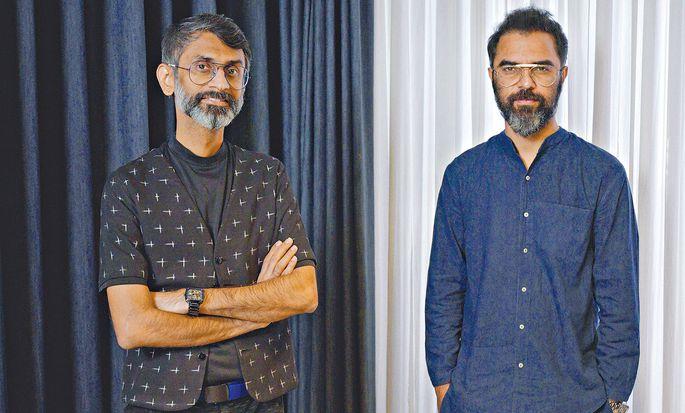 Jiten Thukral und Sumir Tagra
