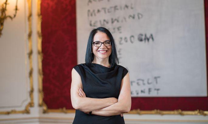 Andrea Mayer (vormals Ecker), Leiterin des Bundespräsidenten-Kabinetts