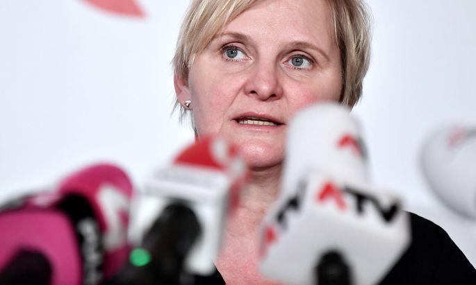 Sandra Frauenberger hat die Neuregelung der Mindestsicherung für die SPÖ mit den Grünen verhandelt.