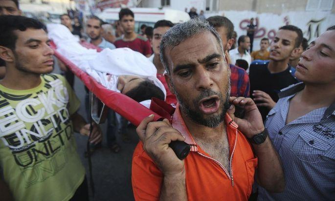 Human Rights Watch wirft Israel Kriegsverbrechen vor