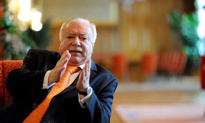 Archivbild: Bürgermeister Michael Häupl