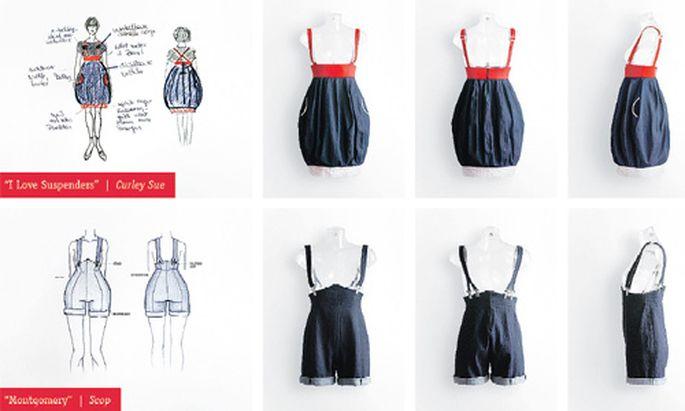 Onlineplattform Mode selbst designen
