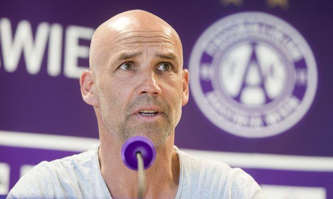 Austria-Trainer Thomas Letsch