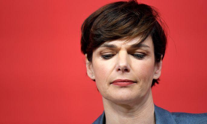 Pamela Rendi-Wagner ruft die Genossen von 4. März bis 2. April zur Teilnahme an der Mitgliederbefragung auf.