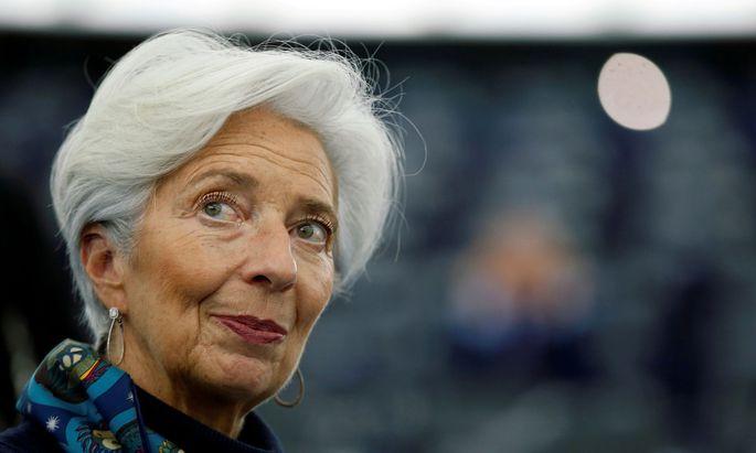 """EZB-Präsidentin Lagarde: """"Wir werden einen digitalen Euro haben"""""""