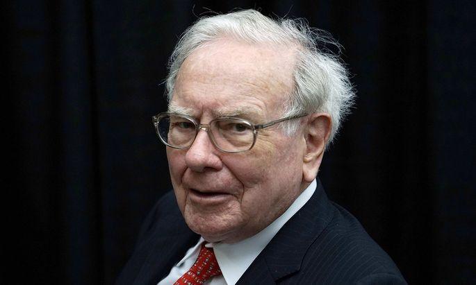 Der Investor Warren Buffett ist mit 83,6 Mrd. Dollar der drittreichste Mensch der Welt. Seine börsenotierte Holding Berkshire Hathaway ist 497 Mrd. Dollar schwer.