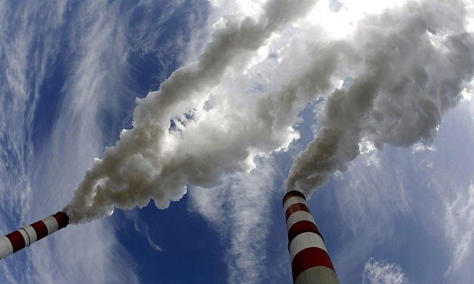Nicht nur CO2 ist für den Treibhauseffekt verantwortlich, auf Perfluortributylamin soll die Erdatmosphäre schädigen.