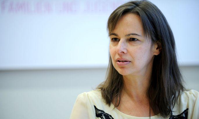 Sophie Karmasin, Familienministerin