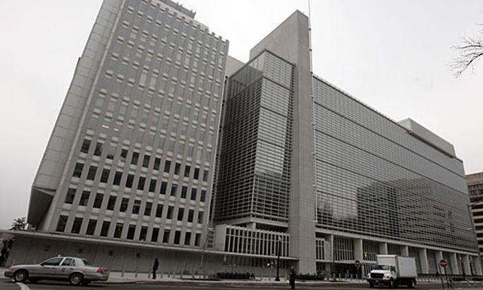 Weltbank warnt globaler Finanzkrise