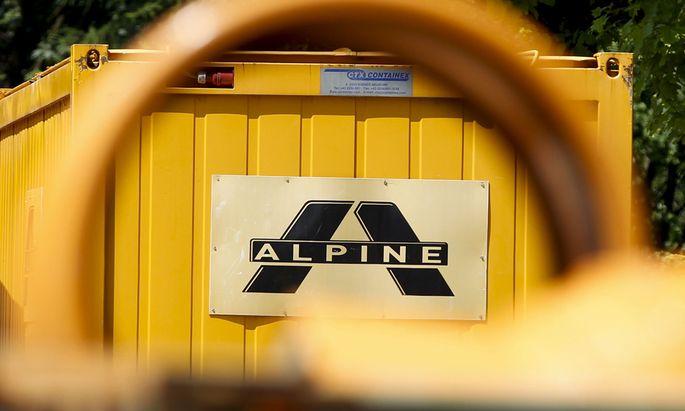 Alpine Pleite