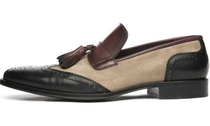 Symbolbild Bally Schuh.