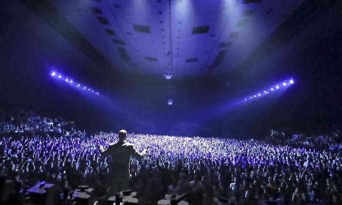 24 03 2017 Wiener Stadthalle ITs MY LIFE Das 90er Konzert Eine Zeitreise mit den Originalstars
