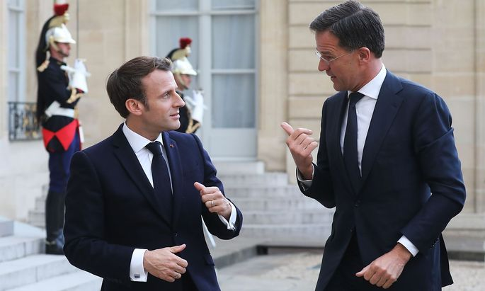 FRANCE-NETHERLANDS-POLITICS-DIPLOMACY