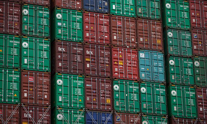 Europe Container Terminals BV Operations At Port Of Rotterdam Ahead Of Dutch Second-Quarter GDP