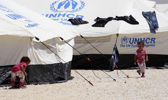 Syrische Flüchtlinge