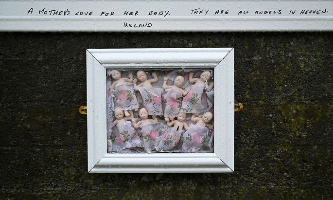 Ireland publishes outcome of inquiry into church-run Mother and Baby Homes