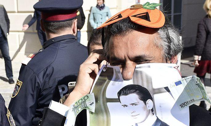 """""""Ich provoziere nicht, dieses Gesetz ist eine Provokation"""", sagt Rachid Nekkaz."""