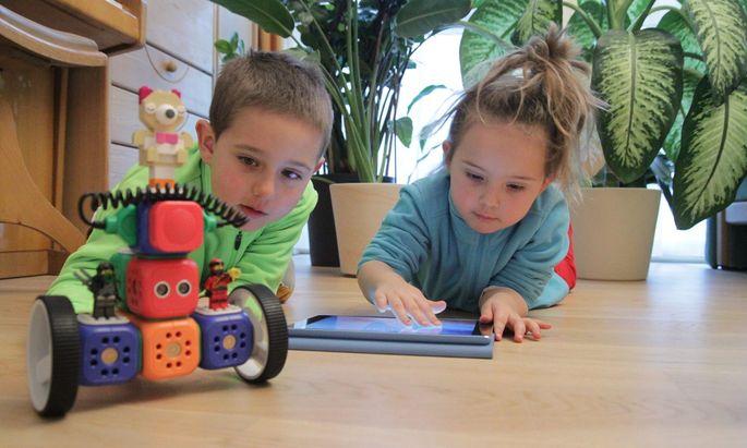 Robo Wunderkind kommt aus Wien und hat allein 2020 zehn Tech-Preise abgeräumt.