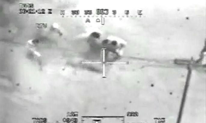 IrakKrieg Video zeigt USAttacke