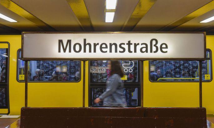 """Bald gibt es kein Halten mehr in der """"Mohrenstraße"""""""