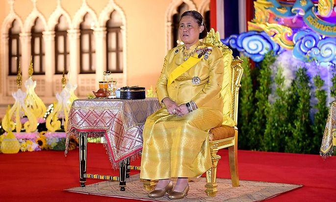 Die thailändische Prinzessin besucht für drei Tage Kambodscha.
