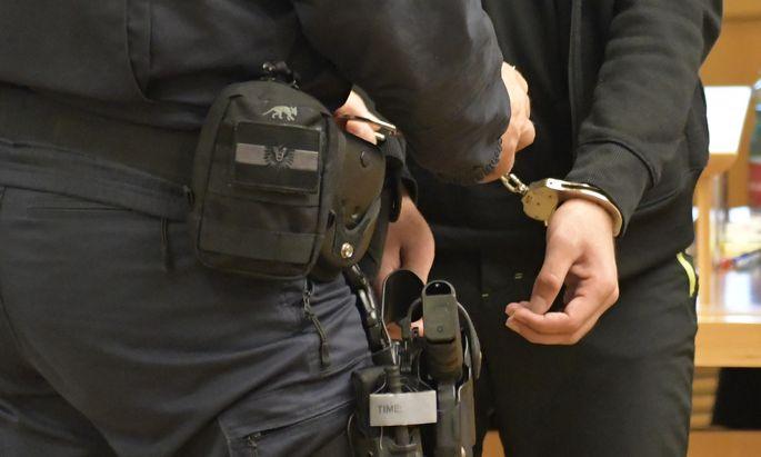 2015 nach Österreich geflüchtet, am Donnerstag wegen fünffachen Mordversuchs vor den Geschworenen: Jafar S. (23).