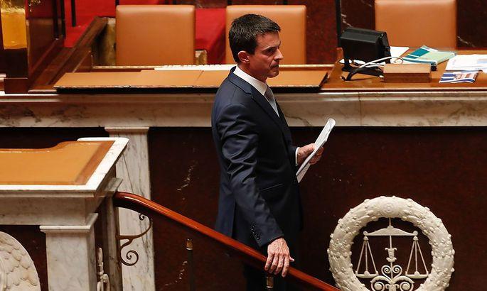 Manuel Valls warnt vor weiteren Anschlägen.