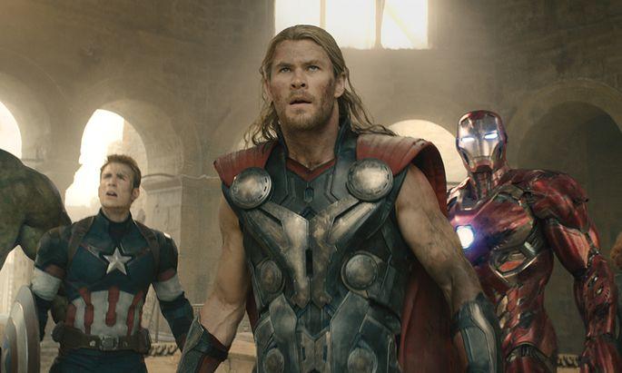 Marvel Avenger Age of Ultron