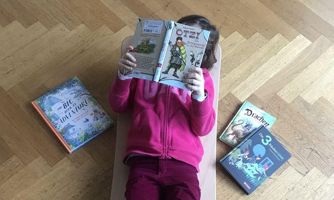 Victoria (6) mag gern spannende Bücher. Vier haben wir für euch getestet.