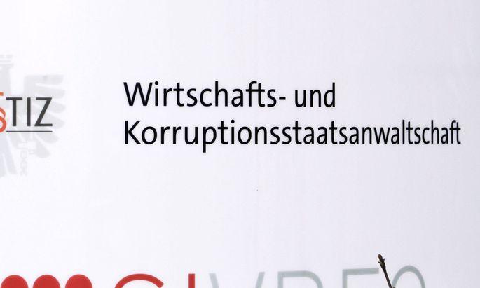 Korruptionsstaatsanwaltschaft in Wien