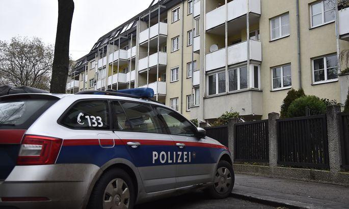 SCHUeSSE BEI POLIZEIEINSATZ IN WIEN-HIETZING: FRAU VERLETZT