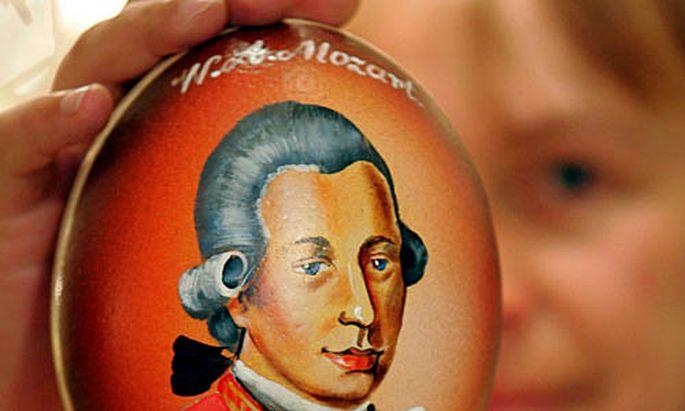 Mozart Spitzenverdiener kein armer
