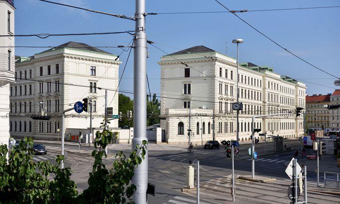 Blick auf das Bundesamts für Verfassungsschutz und Terrorismusbekämpfung (BVT)