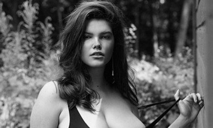 "Molly Constable ist der Star eines neuen ""Playboy""-Shootings."