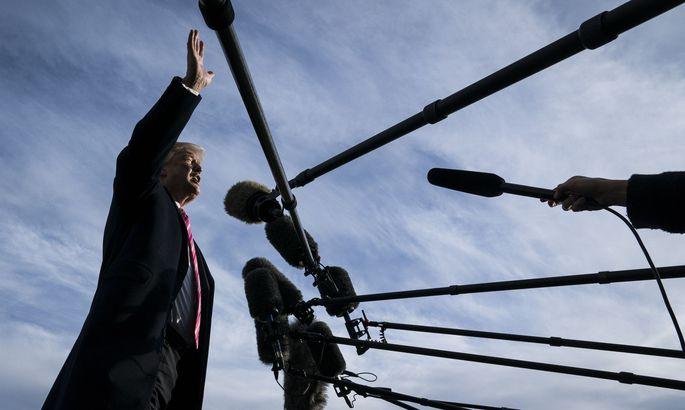 Donald Trump demonstriert seine Macht über die Republikaner.