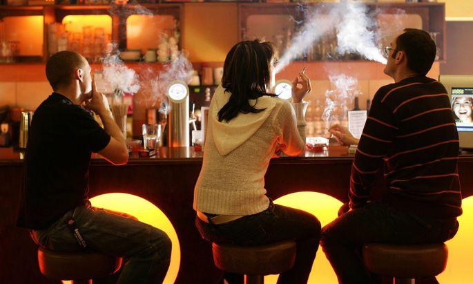 Kommt doch noch das absolute Rauchverbot in der Gastronomie?