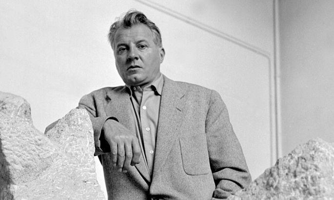 Fritz Wotruba 1956.