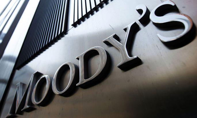 Moody's-Zentrale in New York: Banken lieben keine strengen Prüfer.
