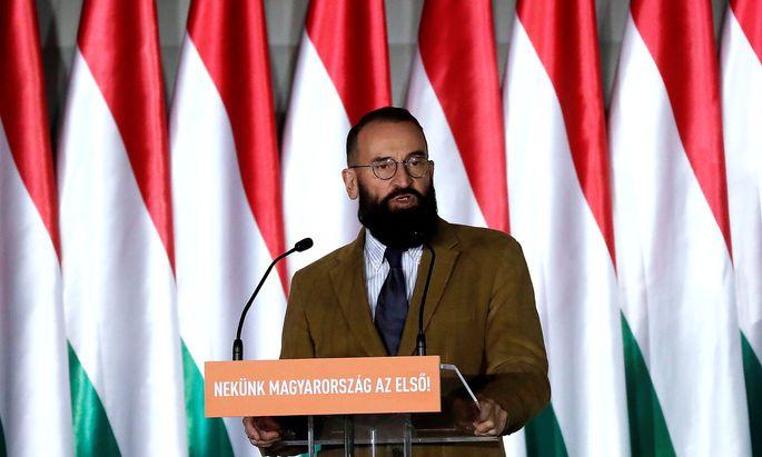 Ungarischer EP-Abgeordneter tritt nach Orgie zurück