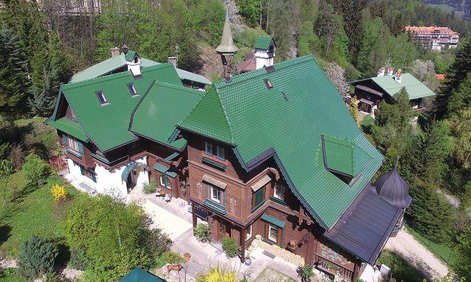 Villa Schönthaler am Semmering